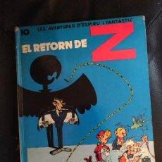 BDs: EL RETORN DE Z. Lote 269598493