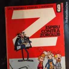 BDs: ESPIRU CONTRA ZORGLUB. Lote 269598958