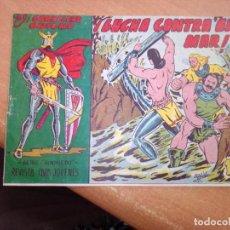 Livros de Banda Desenhada: CABALLERO ENIGMA Nº 6 ORIGINAL. Lote 269838293