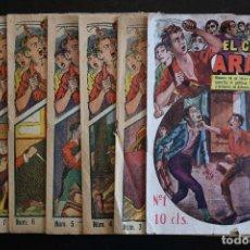 Tebeos: EL CAPITAN ARAÑA - EDITORIAL GATO NEGRO - 10 CTS. Lote 269950118