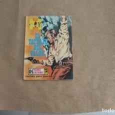 Livros de Banda Desenhada: GRAN OESTE Nº 284, NOVELA GRÁFICA, PRODUCCIONES EDITORIALES. Lote 270617918