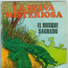 Livros de Banda Desenhada: PRODUCCIONES EDITORIALES. 8. LA SELVA MISTERIOSA.. Lote 271186448