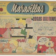 Giornalini: FET Y DE LAS JONS. MARAVILLAS. 243.. Lote 271321703