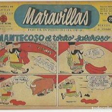 Giornalini: FET Y DE LAS JONS. MARAVILLAS. 276.. Lote 271321753