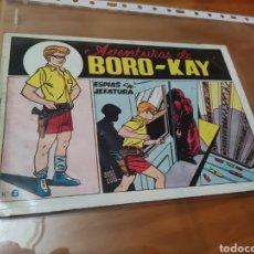 Livros de Banda Desenhada: COMIC AVENTURAS DE BORO-KAY.. Lote 272136973