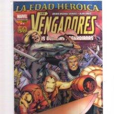 Tebeos: LOS VENGADORES N,5 LA EDAD HEROICA. Lote 274571793
