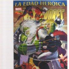 Tebeos: LOS VENGADORES N,6 LA EDAD HEROICA. Lote 274572048