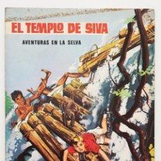 Giornalini: AVENTURAS EN LA SELVA Nº 2 - EL TEMPLO DE SIVA - EDITORIAL EUREDIT 1969. Lote 274750048