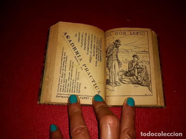 Tebeos: Contes d´en Patufet 4 Volums ( Anys 30 ) i Regal Volum esquitx i volum de contes mès petit - Foto 11 - 274917463
