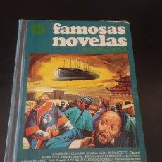 Tebeos: FAMOSAS NOVELAS. BRUGUERA.. Lote 275036473