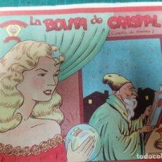 Giornalini: LA BOLITA DE CRISTAL. COL. MARGARITA. Lote 275092618