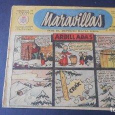 Tebeos: MARAVILLAS Nº 316. Lote 275297603