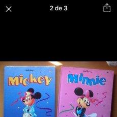 Tebeos: MICKEY, MINNIE, DONALD Y DAISY. Lote 275480438