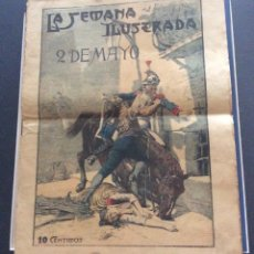 Tebeos: LA SEMANA ILUSTRADA -2 DE MAYO. Lote 275718773