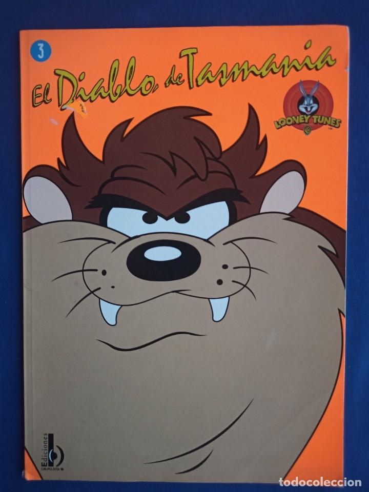 EL DIABLO DE TASMANIA, LOONEY TUNES NR.3, 2000,EDICIONES GRUPO ZETA (Tebeos y Comics - Tebeos Otras Editoriales Clásicas)