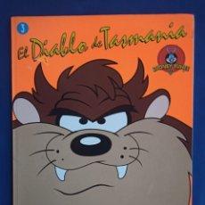 Tebeos: EL DIABLO DE TASMANIA, LOONEY TUNES NR.3, 2000,EDICIONES GRUPO ZETA. Lote 275781883