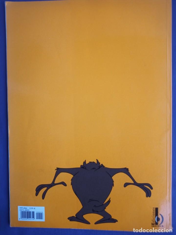 Tebeos: El Diablo de Tasmania, Looney Tunes Nr.3, 2000,Ediciones Grupo Zeta - Foto 6 - 275781883