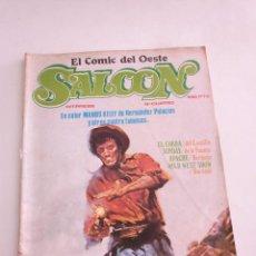 Tebeos: SALOON EL COMIC DEL OESTE Nº 4 ESTADO NORMAL MAS ARTICULOS NEGOCIABLE. Lote 276001798