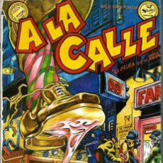 Tebeos: A LA CALLE - LOS TEBEOS DEL RROLLO Nº 3 1976 - UNDERGROUND:. Lote 276673063