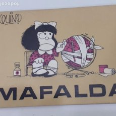 Tebeos: QUINO - MAFALDA 1 - LUMEN 1970 - 1ª EDICION. Lote 276698163