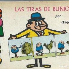 Giornalini: GEORGE MARTIN - LAS TIRAS DE BUNION - PLAN 1970 - RARO. Lote 276699783