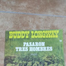 Tebeos: BUDDY LONGWAY 13. Lote 277261903