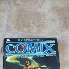Tebeos: COMIX INTERNACIONAL N 36. Lote 277262148