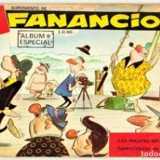 Tebeos: AFANANCIO (SUPLEMENTO DE) Nº: ÁLBUM ESPECIAL E 38?. EDITORIAL SEIJAS, ¿AÑO?.. Lote 278411253