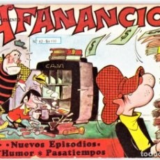 Tebeos: AFANANCIO (SUPLEMENTO DE) Nº: 42. EDITORIAL SEIJAS, 1984.. Lote 278411533