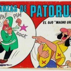 Tebeos: ANDANZAS DE PATORUZÚ Nº: 555. EDITORIAL UNIVERSO, 1992.. Lote 278412888