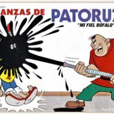 Tebeos: ANDANZAS DE PATORUZÚ Nº: 667. EDITORIAL UNIVERSO, 1998.. Lote 278413108