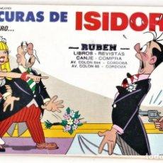 Tebeos: LOCURAS DE ISIDORO Nº: 359. EDITORIAL UNIVERSO, 1998.. Lote 278413793