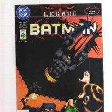 Tebeos: BATMAN LEGADO PARTE CINCO. Lote 279548823