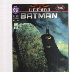 Tebeos: BATMAN LEGADO PARTE CUATRO. Lote 279549113
