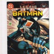 Tebeos: BATMAN LEGADO PARTE SEIS. Lote 279549238