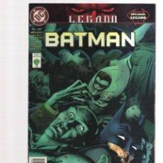 Tebeos: BATMAN LEGADO EPILOGO LEGADO. Lote 279550323
