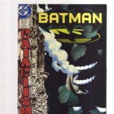 Tebeos: BATMAN CATACLISMO N,278. Lote 279550738