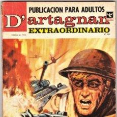 BDs: D'ARTAGNAN Nº: 328 EXTRAORDINARIO. EDITORIAL COLUMBA, AÑOS 70.. Lote 282543703