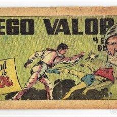 BDs: DIEGO VALOR Nº 76 - LA CIUDAD DE CRISTAL - EDITORIAL CID 1954. Lote 283348513