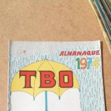 Livros de Banda Desenhada: COMIC ANTIGUO TBO. Lote 284771048