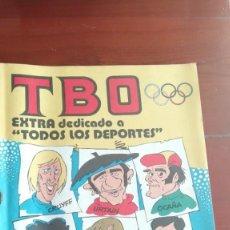 Livros de Banda Desenhada: COMIC ANTIGUO TBO. Lote 284786668