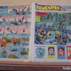 Tebeos: LEYENDAS Nº 40 CON PELOTEROS. Lote 285602613