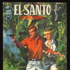 Livros de Banda Desenhada: EL SANTO - SEMIC / NÚMERO 10. Lote 285991763