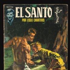 Livros de Banda Desenhada: EL SANTO - SEMIC / NÚMERO 11. Lote 285993263