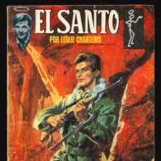 Livros de Banda Desenhada: EL SANTO - SEMIC / NÚMERO 12. Lote 285994578
