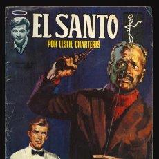 Livros de Banda Desenhada: EL SANTO - SEMIC / NÚMERO 13. Lote 285995483