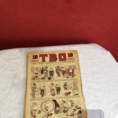 Tebeos: LOTE DE 16 TBO ANTIGUOS ORIGINALES AÑOS 30. Lote 286829448