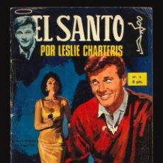 Livros de Banda Desenhada: EL SANTO - SEMIC / NÚMERO 2. Lote 287106658