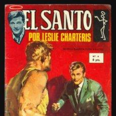 Livros de Banda Desenhada: EL SANTO - SEMIC / NÚMERO 4. Lote 287106773