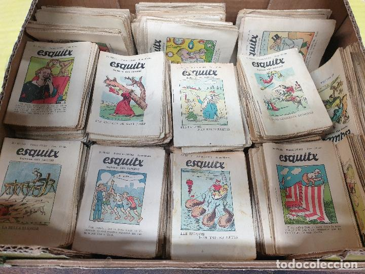 MAS DE 400 CUENTOS ESQUITX, AÑOS 30 (Tebeos y Comics - Tebeos Clásicos (Hasta 1.939))